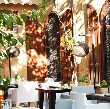 Latitude 31, a gastro in the heart of the Medina